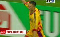 Azi se implinesc 20 de ani de la minunatia de gol a lui Adi Ilie, la ultimul Mondial la care a participat Romania