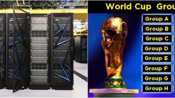 SUPERCOMPUTERUL a afisat rezultatele Mondialului! Scorurile si scenariul finalei Brazilia - Spania