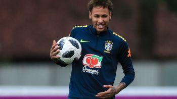 """""""Eu sunt cel mai bun de pe Pamant! Messi si Ronaldo sunt de pe alta planeta"""". Declaratie fabuloasa a lui Neymar inaintea debutului la CM"""