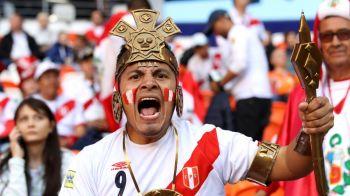 VIDEO Peru - Danemarca 0-1 | Poulsen a marcat dupa un contraatac-blitz! Sud-americanii au ratat un penalty