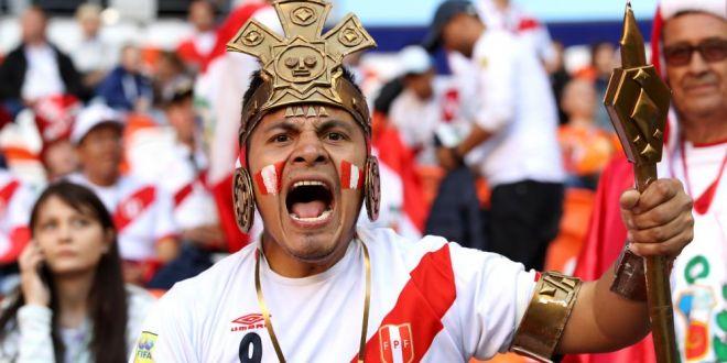VIDEO Peru - Danemarca 0-1   Poulsen a marcat dupa un contraatac-blitz! Sud-americanii au ratat un penalty
