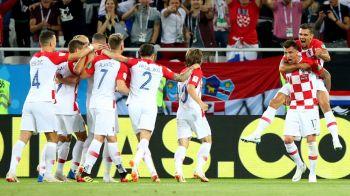 REZUMAT VIDEO: Croatia 2-0 Nigeria | Modric si Perisic castiga primul meci la Mondial, iar grupa D se anunta una criminala