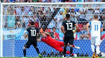 Asta e poveste de film! Portarul care i-a aparat penalty-ul lui Messi e regizor si vrut sa renunte de tot la fotbal la 20 de ani