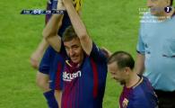 Primul gol marcat vreodata de Hagi in poarta Romaniei! Barcelona a castigat cu 2-0 meciul de pe Cluj Arena