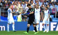 """Prima reactie a lui Messi dupa SOCUL cu Islanda: """"Ma doare ca am ratat penalty-ul!"""" Sansele Argentinei de a castiga Cupa Mondiala"""