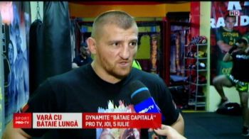 """Il rup cu bataia, si azi m-as bate cu el!"" Morosanu il ameninta pe Kemayo! Lupta e la PRO TV, pe 5 iulie"