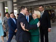 Imagini incredibile! Reactia premierului Estoniei, dupa ce Viorica Dancila a comis doua gafe in fata sa