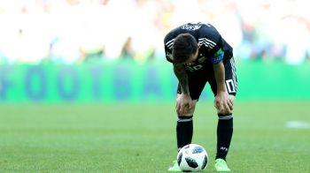 Incredibil! Ministrul apararii din Israel a intrat pe Twitter dupa ce Messi a ratat penalty contra Islandei! Ce a scris