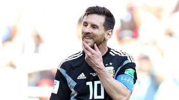 Tot ce trebuie sa auzi astazi! Reactia comentatorului islandez in momentul in care portarul-regizor i-a aparat penaltyul lui Messi: VIDEO