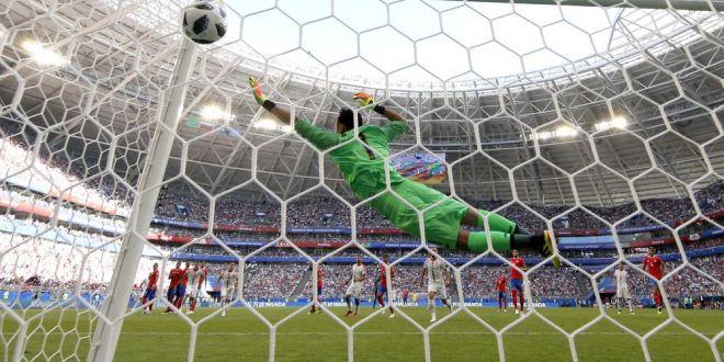 VIDEO Costa Rica 0-1 Serbia   GOLUL fabulos reusit de Kolarov a facut diferenta! Sarbii au revenit la Mondial dupa 12 ani