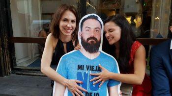 Cel mai ghinionist fan din lume! Sotia nu l-a lasat sa vina in Rusia: a ajuns celebru in toata lumea dupa gestul facut de prietenii lui | FOTO