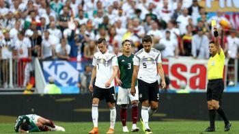 """Presa germana distruge nationala invinsa de Mexic! Campioana mondiala en-titre, un """"faliment total"""""""
