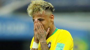 "Neymar facut PRAF dupa dezastrul cu Elvetia: ""Egoist si VULGAR!"" Brazilienii l-au distrus"