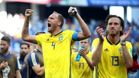 SUEDIA 1-0 COREEA DE SUD CM 2018   Nordicii castiga greu dintr-un penalty dictat dupa interventia VAR. REZUMAT VIDEO