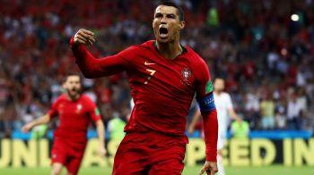 """Cristiano Ronaldo """"si-a bagat coada"""" in unul dintre cele mai solide cupluri din lumea tenisului: """"El este, fara indoiala, cel mai bun"""""""