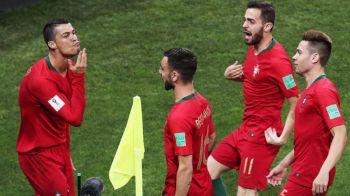 WOW: Sergio Ramos l-a IRONIZAT pe Ronaldo la antrenamente! Gestul facut de spaniol. VIDEO