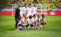 Gestul SUPERB al jucatorilor danezi dupa victoria cu Peru: au strans bani si si-au trimis un coleg de URGENTA acasa!