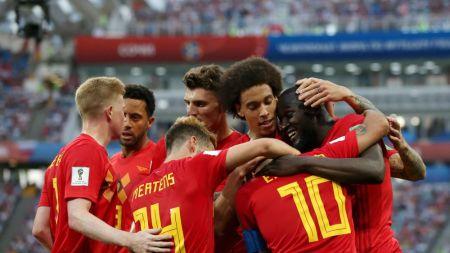 BELGIA - PANAMA 3-0   Penedo a reusit o prima repriza fabuloasa, dar a fost tradat de aparare in repriza a doua! Mertens - super gol si dubla Lukaku! VIDEO REZUMAT