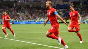 TUNISIA - ANGLIA 1-2 | Kane ii salveaza pe englezi! Dubla atacantului scapa Anglia de un rezultat rusinos