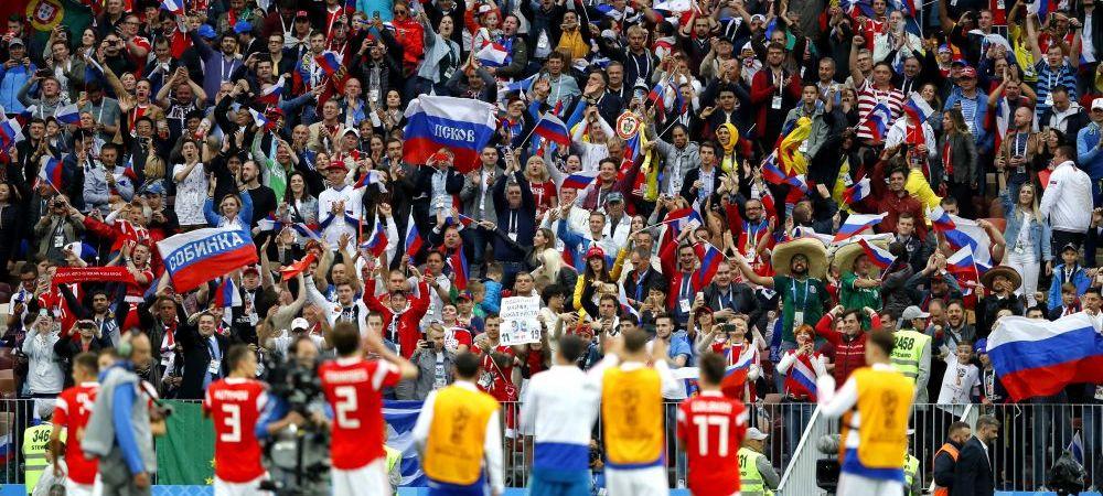 Absenta importanta la al doilea meci al rusilor de la Mondial! Motivul pentru care Putin nu va fi in tribune la partida cu Egiptul