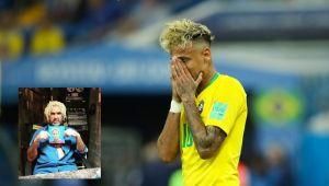 Neymar, IRONIZAT de marele Cantona! Imaginea fabuloasa postata pe internet! FOTO