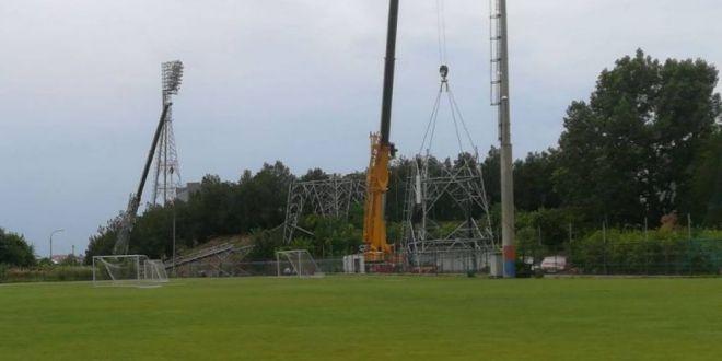 Cade Ghencea! Astazi a inceput demolarea stadionului Steaua! Cum va arata noua super-arena de 30.000 locuri