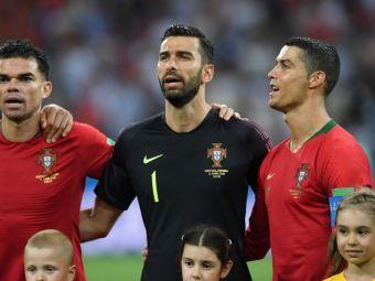 Titularul din poarta Portugaliei a semnat in timpul Mondialului! Transfer in Premier League pentru Rui Patricio