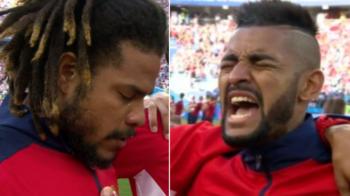 N-au putut sa tina piept Belgiei lui Hazard si Mertens, dar au impresionat o lume intreaga! Moment incredibil: jucatorii din Panama au plans la intonarea imnului
