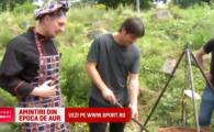 Chivu, masterchef pentru Generatia de Aur! Ce le-a gatit lui Ilie Dumitrescu, Belodedici si Prunea :) VIDEO