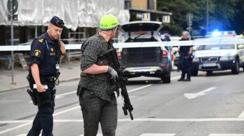 Atac armat: patru suporteri ai nationalei Suediei au fost impuscati pe strada. Unde a avut loc incidentul