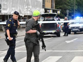 BREAKING NEWS   Atac armat: patru suporteri ai nationalei Suediei au fost impuscati pe strada. Unde a avut loc incidentul