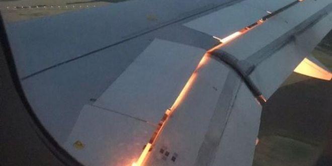Aproape de o TRAGEDIE! Avionul Arabiei Saudite, in flacari! Jucatorii nationalei mergeau la Rostov pentru urmatorul meci de la Cupa Mondiala