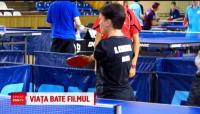 IMPRESIONANT | Povestea unei romance care demonstreaza ca sportul nu are bariere: s-a nascut cu o malformatie la maine, dar a ajuns campioana la tenis de masa