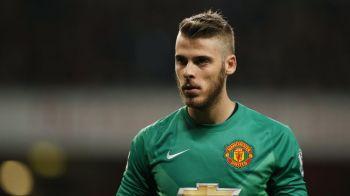 De Gea devine portarul cu cel mai mare salariu din LUME! Cat va castiga la Manchester United