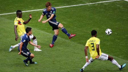 COLUMBIA 1-2 JAPONIA CUPA MONDIALA 2018 | Japonia castiga primul meci de la Mondial! Columbia a jucat un meci intreg in 10 oameni. REZUMAT VIDEO