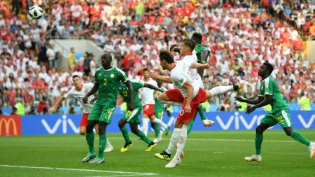 POLONIA - SENEGAL 1-2 CUPA MONDIALA 2018 | Un autogol si un gol ciudat au facut diferenta! Prima victorie a unei echipe africane la Cupa Mondiala