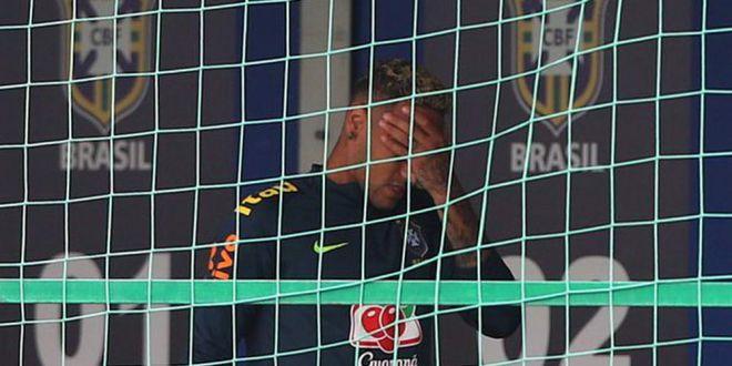 ALERTA pentru brazilieni! Neymar a iesit accidentat de la antrenament si e incert pentru partida cu Costa Rica. VIDEO