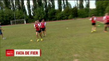 """""""Doamna de fier"""" a rugby-ului romanesc! Ce cariera vrea sa urmeze dupa ce se retrage"""