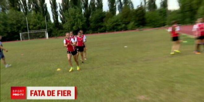 Doamna de fier  a rugby-ului romanesc! Ce cariera vrea sa urmeze dupa ce se retrage