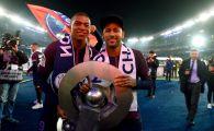 Transfer total neasteptat pregatit de PSG! Un jucator din liga secunda este dorit langa Neymar si Mbappe
