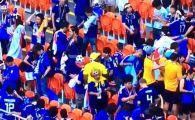 Cupa Mondiala 2018. Imaginile TURNEULUI: fanii din Japonia si Senegal au facut curat in urma lor pe stadion. VIDEO