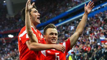 Cupa Mondiala 2018, topul marcatorilor: Cerisev l-a egalat pe Ronaldo! Cine sunt golgheterii din Rusia