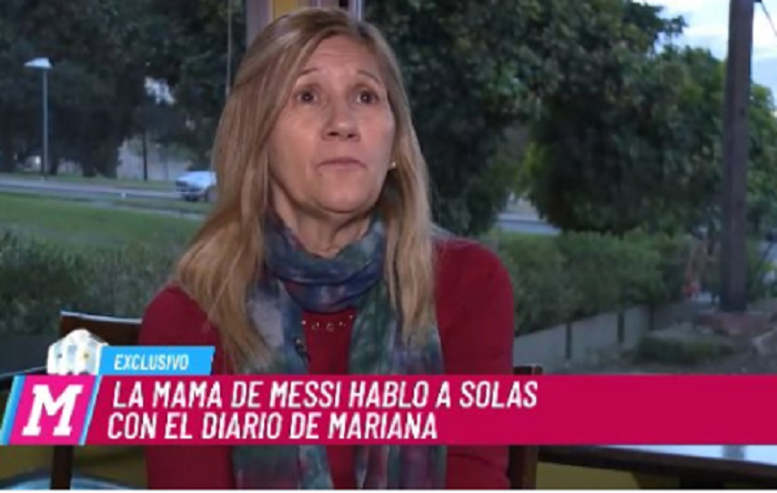 Mama lui Messi