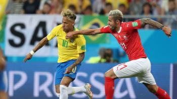 """""""N-A FOST GOL!"""" Brazilienii se bat cu VAR-ul dupa golul primit cu Elvetia. Au facut plangere oficiala"""