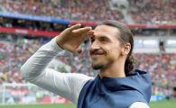 """""""Eu sunt Putin al Suediei!"""" Zlatan Ibrahimovic loveste DIN NOU! Motivul incredibil pentru care vrea sa mai joace fotbal 10 ani"""