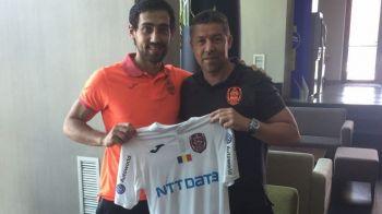 Primul transfer pentru Champions League al lui CFR CLUJ! Jucatorul a fost prezentat azi