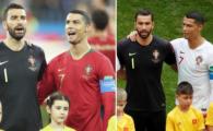 De ce a stat Cristiano Ronaldo intors in momentul intonarii imnului Portugaliei la meciurile cu Spania si Maroc