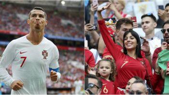 Cadoul fabulos pe care Ronaldo i l-a facut iubitei sale in timpul Mondialului! Starul portughez, IN PRAG DE INSURATOARE