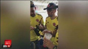 Imaginatia fanilor nu cunoaste limite! INCREDIBIL | Cum au reusit columbienii sa intre cu alcool pe stadion