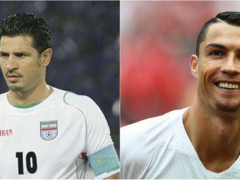 A devenit cel mai bun din istoria fotbalului European, dar poate sa-l depaseasca si pe el? Cat mai are Ronaldo pana la Ali Daei, cel mai bun marcator international din istorie